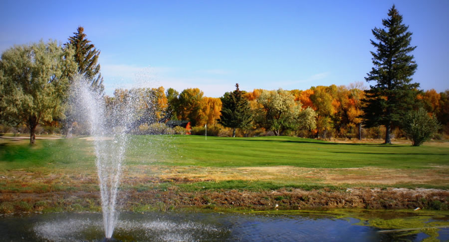 Saratoga Hot Springs Resort Golf Course