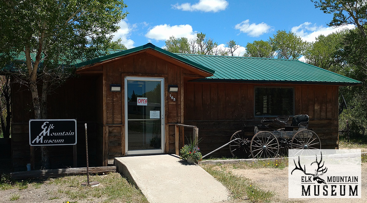 elk mountain museum