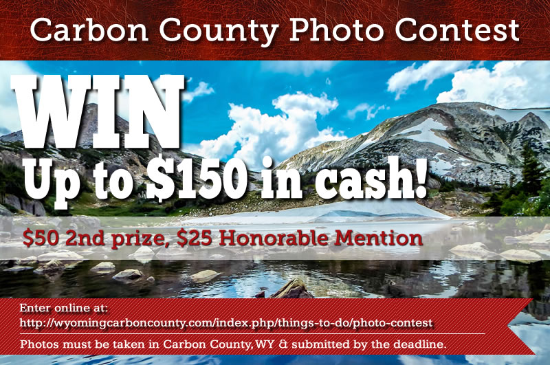 Carbon county photo contest