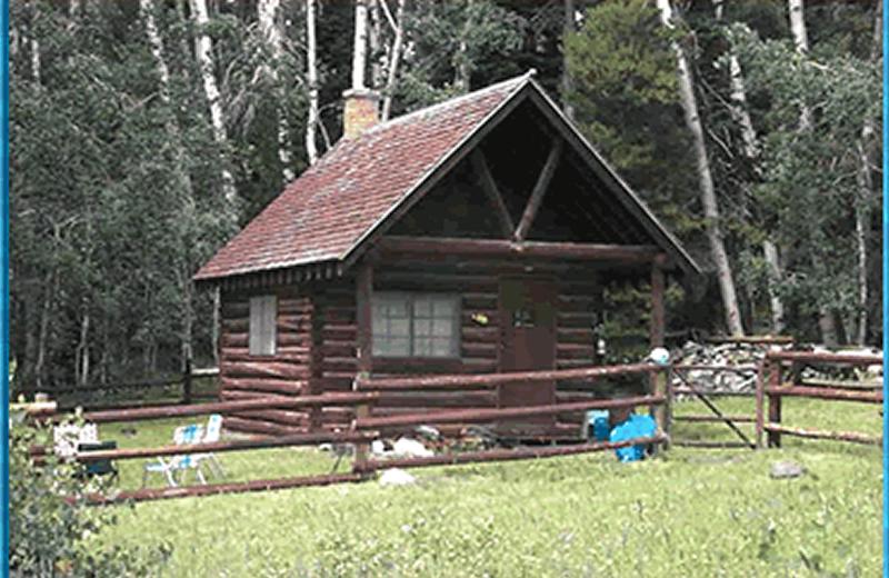 Jack Creek Ranger Station