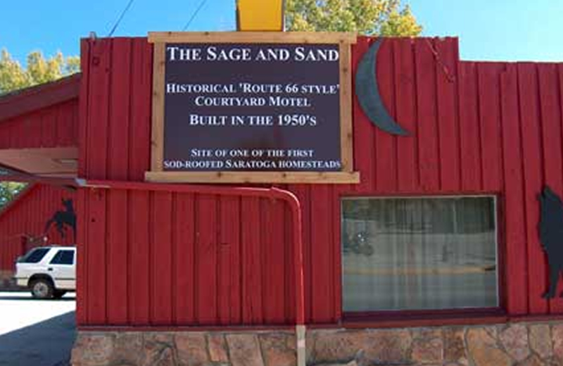 Sage and Sand Motel