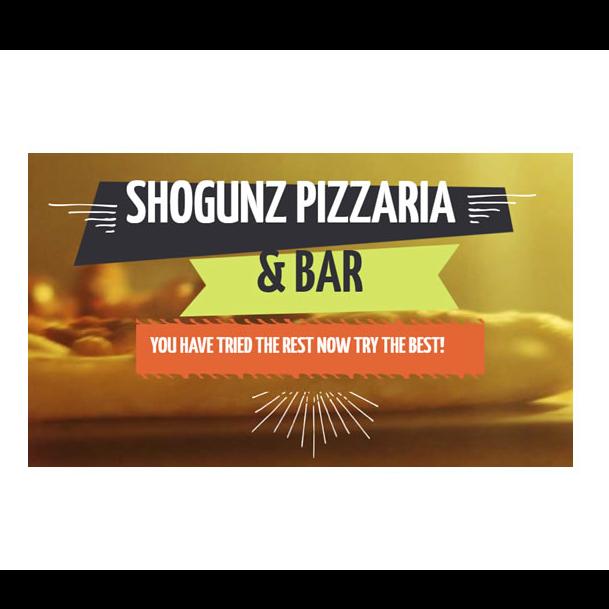 Shogunz Pizzeria